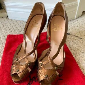 Louboutin Ladies Evening Shoe